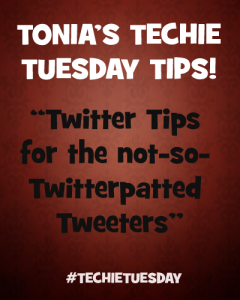 Twitter Tips for the not-so Twitterpated Tweeters!