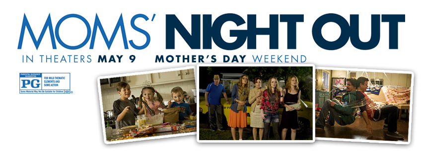 The Best Gift Ever is a MOM'S NIGHT OUT! Review