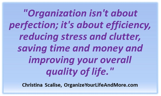 Face Your Home Office Organizational Fears! Expert Advice for WAHMs by Christina Scalise @ChristinaScalise whynotmom.com/organize