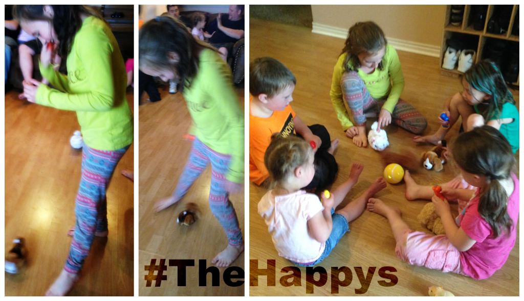 Toys that will make both you AND your child happy!  #TheHAPPYS #Whynotmom #children http://whynotmom.com/thehappys #wahm