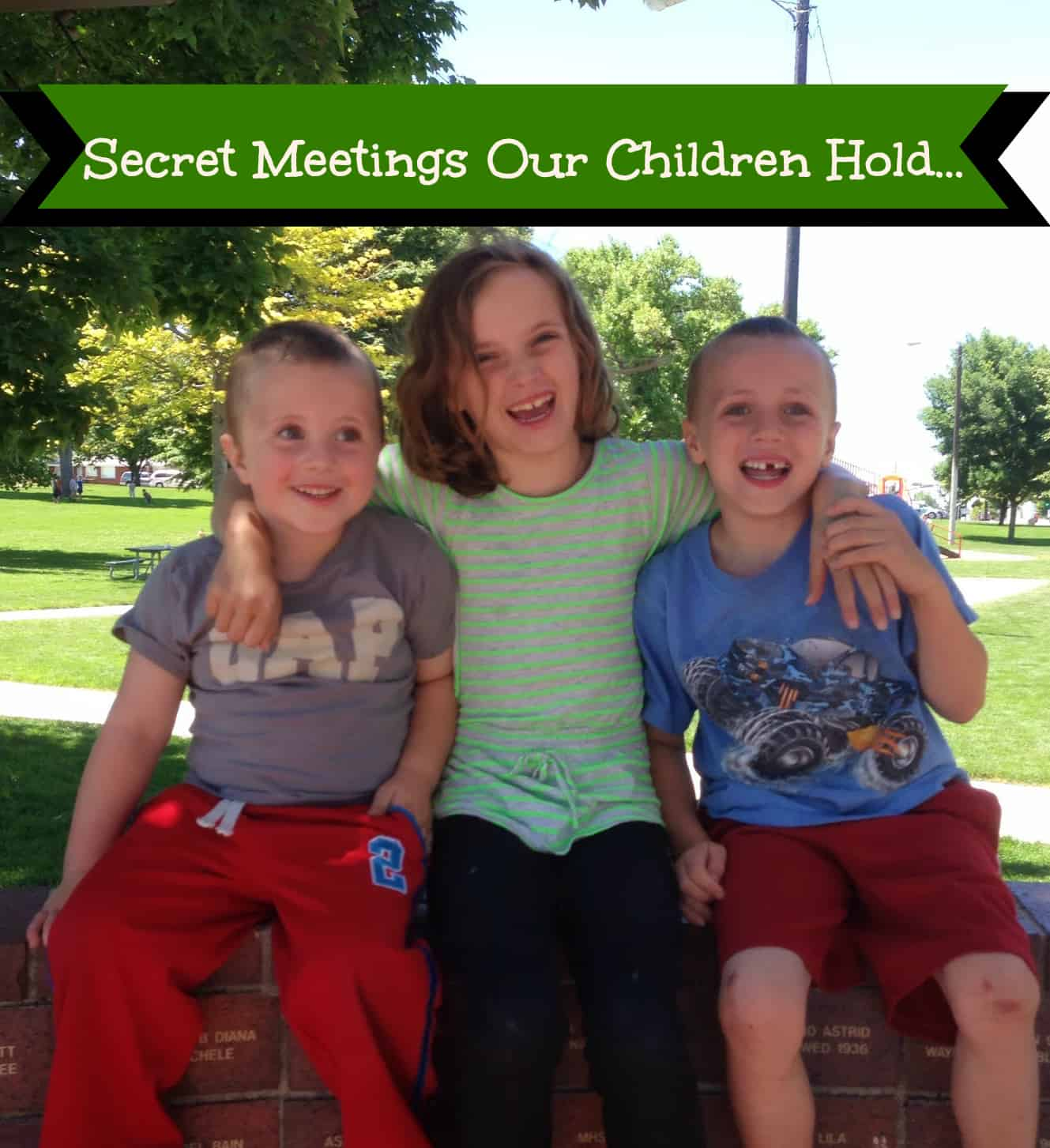 Secret Meetings Our Children Hold….and All Those Buttons They PUSH! #Whynotmom
