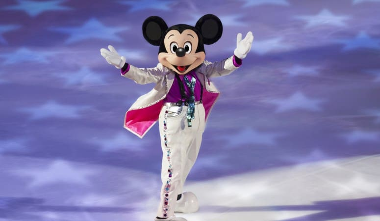 Disney on Ice presents Rockin' Ever After!