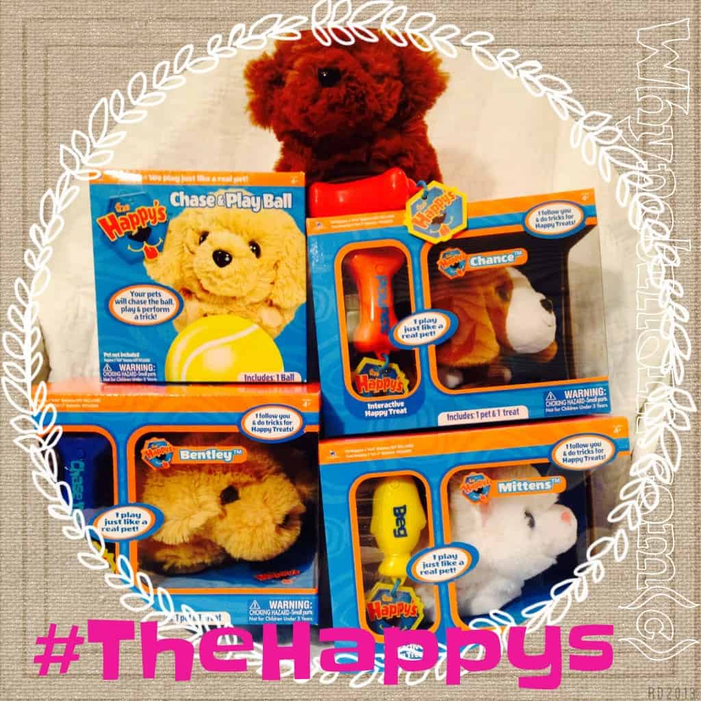 Toys that will make both you AND your child happy! #TheHAPPYS #Whynotmom #children https://whynotmom.com/thehappys #wahm
