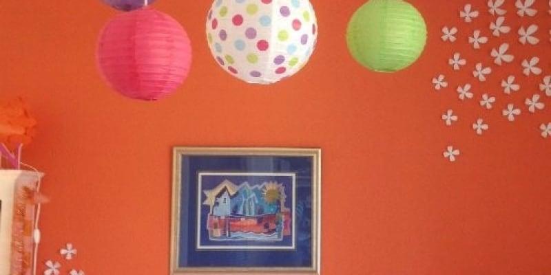 Nursery or children's décor