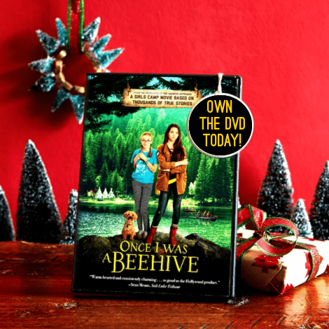 The BEST REVIEWED LDS movie of ALL TIME (and BEST SELLING DVD at Deseret Book! #OnceIWasABeehive #Christmas #BestGiftEver #GirlsCamp #GirlPower #ad https://whynotmom.com.amazon.com/Once-Was-Beehive-Mila-Smith/dp/B0177ZTCWM/ref=sr_1_1?s=movies-tv&ie=UTF8&qid=1449702279&sr=1-1&keywords=once+i+was+a+beehive