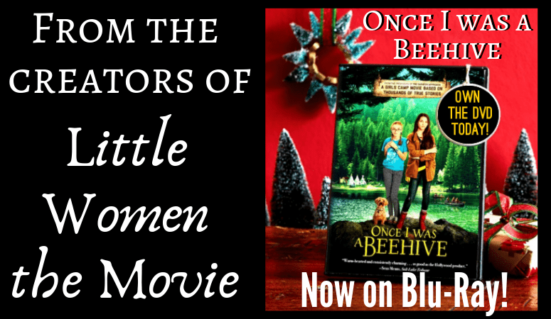 From the creators of Little Women; Once I was a Beehive-now on Blu-Ray, Paperback and Kindle!