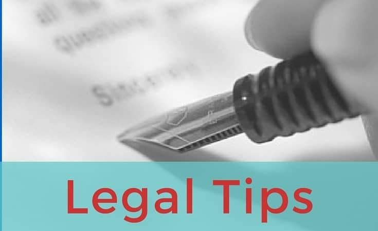 3 LEGAL TIPS TO PROTECT YOUR SMALL BUSINESS https://whynotmom.com/legal-tips-to-protect-your-small-business #wahm #mompreneur