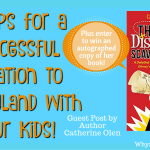 5 Tips for a Successful Disneyland Family Vacation! #Giveaway