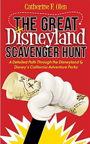 The Great Disneyland Scavenger Hunt by Catherine F. Oler https://whynotmom.comamzn.to/1TSuGvO #giveaway #author #sweeps #book #Disney #Disneyland