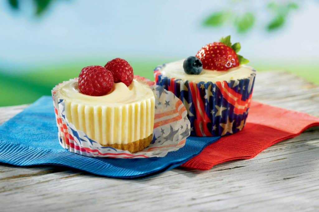 #receipes #4thofjuly #july4th #flagday #memorialday #independanceday #fireworks #desserts https://whynotmom.com/five-simple-red-white-and-blue-desserts-to-celebrate-july-4th/ 
