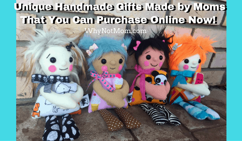 UNIQUE HANDMADE GIFTS MADE BY MOMS THAT YOU CAN PURCHASE ONLINE NOW! #HOLIDAYGIFTGUIDE #etsy #handmade #jewelry