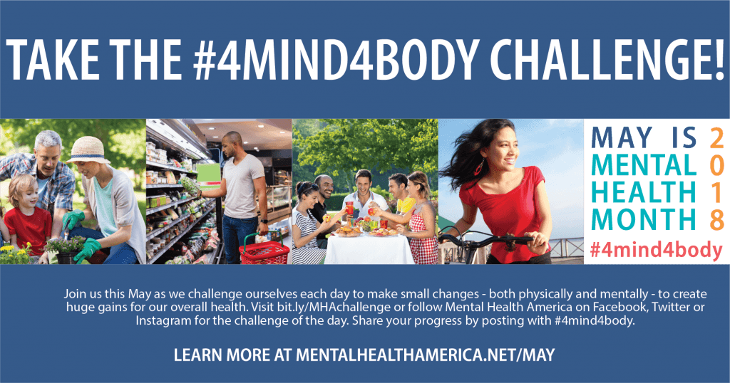 May is mental health awareness month #4Mind4Body #MentalHealthAwareness #quotes