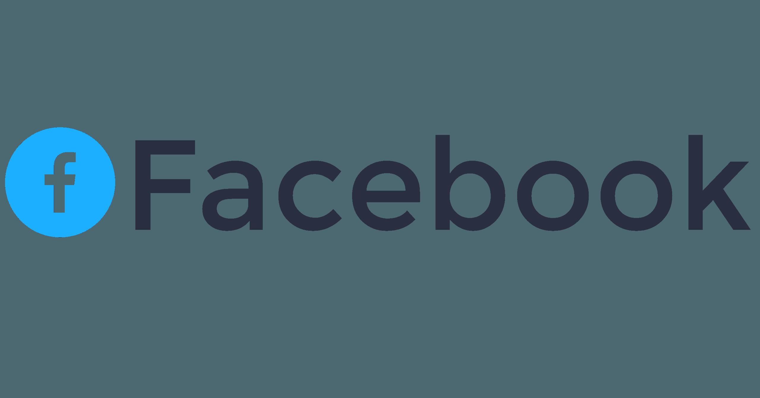 Facebook banner link