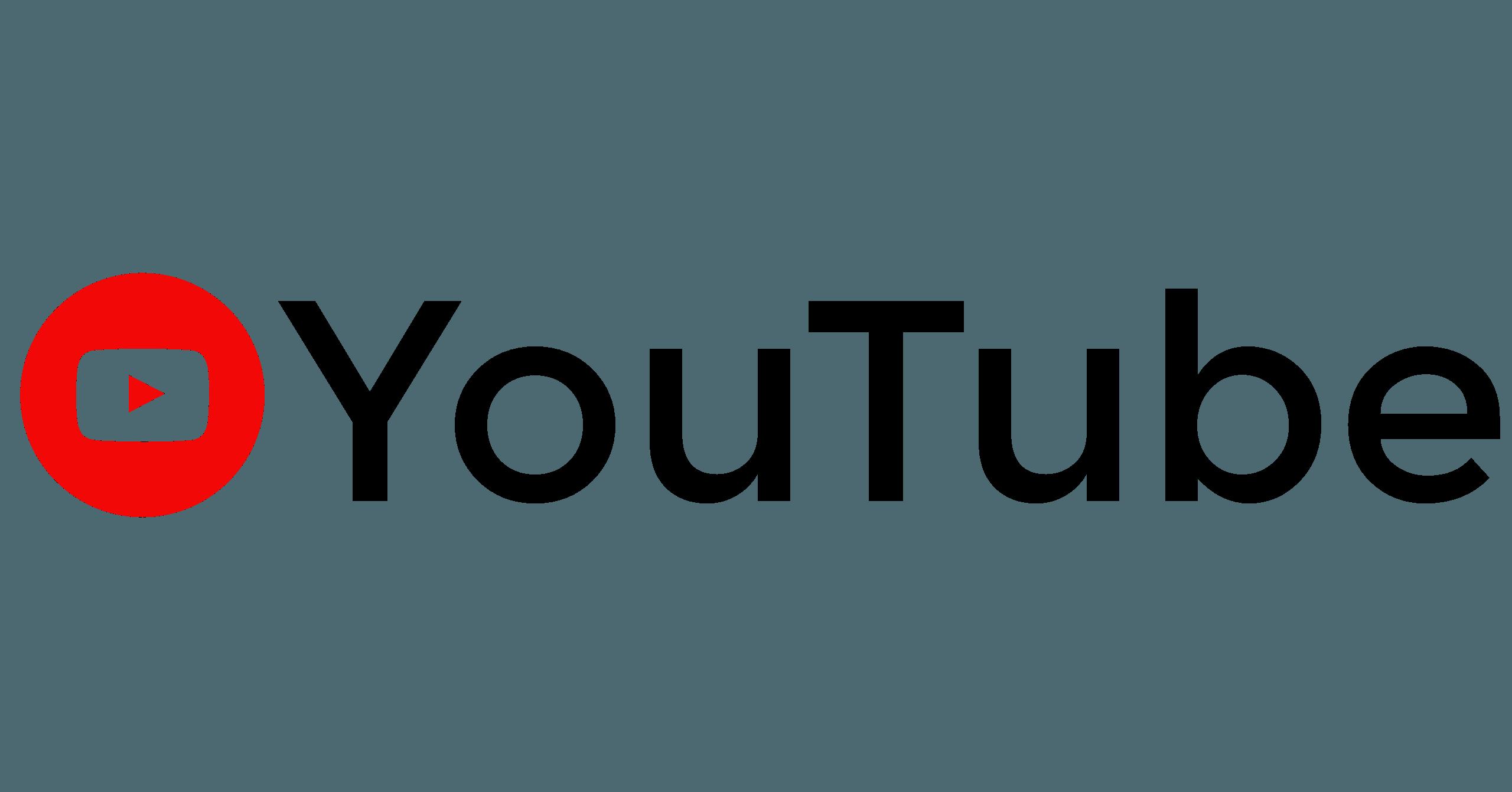 YouTube banner link