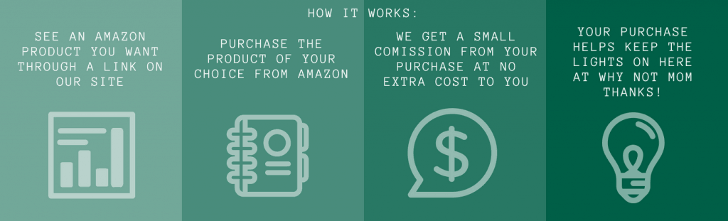 **DISCLAIMER: As an Amazon Associate I earn a small commission from qualifying purchases made through the links on my site. This in no way increases or effects your purchase price and helps us cover the costs to 'keep the lights on'. Thank you!**