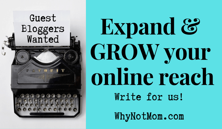 Guest Bloggers Wanted; Expand your reach, write for us!